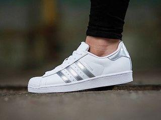zapatillas blanca mujer adidas nike