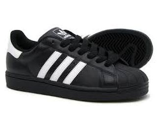 zapatillas adidas negras superstar