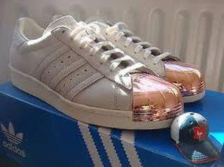 zapatillas adidas superstar mujer blancas 667435657758e