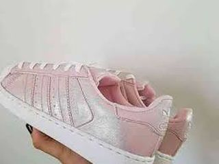 adidas superstar rosas , adidas superstar rosa