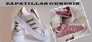 adidas superstar,   zapatillas genesis tamy